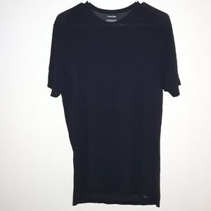 Men's Calvin Klein Black XL Short Sleeve T-Shirt